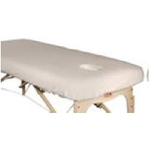 Custodia Per Lettino Da Massaggio.Custodia In Flanella Per Lettino Da Massaggi Con Foro Per Il Viso